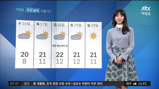 단아한 기상캐스터에서 똘끼 예능인으로…제2 전성기 연 김민아